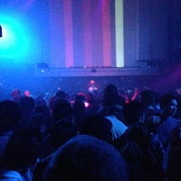 Photo taken at WOMB by Minju C. on 1/5/2013