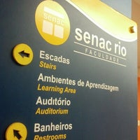 2/28/2013에 Luis Fernando O.님이 Faculdade Senac - Santa Luzia에서 찍은 사진