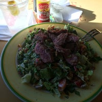 Photo taken at Doc Green's Gourmet Salads & Grill by Elvyra M. on 8/13/2014
