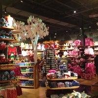 Photo taken at Disney Store by Elvyra M. on 10/23/2012