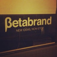 Photo taken at Betabrand Intergalactic Headquarters by Andy W. on 5/25/2013