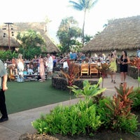 Photo taken at Old Lahaina Luau by Andy W. on 1/6/2013