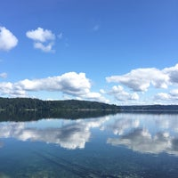 Photo taken at Hood Canal Adventures by nest nosh p. on 5/14/2015