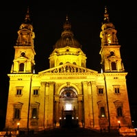 Photo taken at St. Stephen's Basilica by Mario G. on 2/6/2013