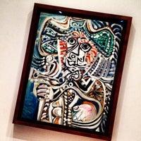 Foto tomada en Museo Picasso Málaga por Mario G. el 3/28/2013