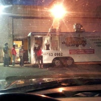 Photo taken at El Taquito Taco Truck by Julie W. on 7/28/2013