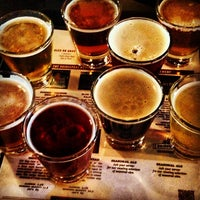 Photo taken at BridgePort Brew Pub by Paula D. on 6/16/2013