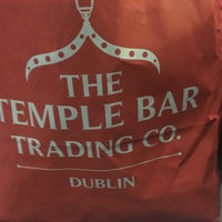 Photo taken at The Temple Bar Trading Company by Whitty on 4/18/2017