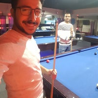 Photo taken at Metro Clup Bilardo by Rıdvan K. on 12/11/2017
