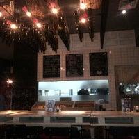 Photo taken at Meat Bar Grill & Rhythm by Nina L. on 10/5/2012