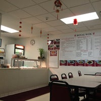 Photo taken at Royal Wok by Michael T. on 12/29/2012
