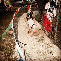 Photo taken at Kandiyohi County Fair by Chee-Wee C. on 8/9/2014