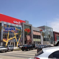 Photo taken at C.C. La Rambla by Roxana R. on 1/10/2013
