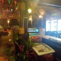 Photo taken at Khao Sok River Lodge Restaurant by Bharat on 7/5/2017