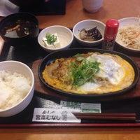 Photo taken at 宮本むなし 名鉄岐阜駅前店 by Nobuo O. on 4/12/2017