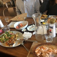 Photo taken at Greek on Cary by Σμαράγδα Σ. on 4/8/2018
