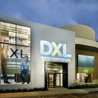 Photo taken at DXL Destination XL by DestinationXL C. on 1/29/2013