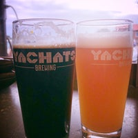 Photo prise au Yachats Brewing + Farmstore par Beer B. le6/8/2018