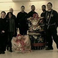 Photo taken at Kwan's Kung Fu Studio by Greg M. on 1/24/2013