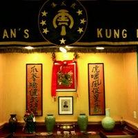 Photo taken at Kwan's Kung Fu Studio by Greg M. on 1/25/2013