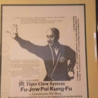 Photo taken at Kwan's Kung Fu Studio by Greg M. on 4/1/2014