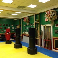 Photo taken at Kwan's Kung Fu Studio by Greg M. on 4/29/2014