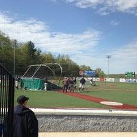 Photo taken at Linda K. Epling Stadium by Taylor R. on 5/14/2013