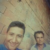 Photo taken at Burhaniye çıraklık eğitim merkezi by Ramazan Y. on 8/10/2016