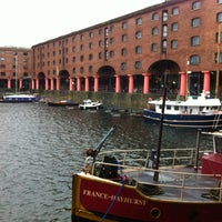 Photo taken at Albert Dock by Karen E. on 6/28/2013