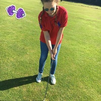 Photo taken at Brussels Golf Club by Amandine O. on 9/10/2016