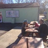 Photo taken at Jamestown Pie Company by Lora N. on 12/27/2014