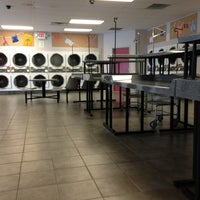 Photo taken at Wally Wash Laundry by Ed C. on 6/2/2013