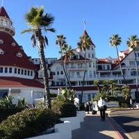 Photo prise au Hotel del Coronado par Jeff M. le1/19/2013