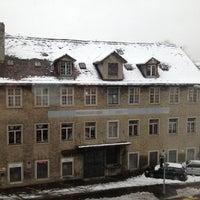 Photo taken at Schweiz. Depeschenagentur AG by Thom N. on 12/10/2012