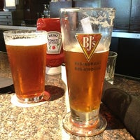 Photo taken at BJ's Restaurant and Brewhouse by Thomas H. on 6/2/2013
