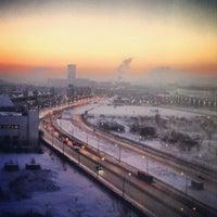 Photo taken at БЦ «Линкор» by Ольга Б. on 12/17/2012