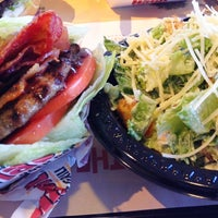 Photo taken at The Habit Burger Grill by Jude L. on 10/8/2012