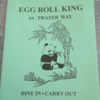 Photo taken at Egg Roll King by Josh F. on 1/14/2013