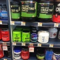 Photo taken at The Vitamin Shoppe by David L. on 4/8/2014