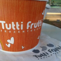 Photo taken at Tutti Frutti by lynne f. on 10/6/2013