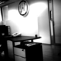 Photo taken at Hanjin Shipping Mexico by juan v. on 5/9/2013