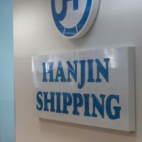 Photo taken at Hanjin Shipping Mexico by juan v. on 2/19/2013