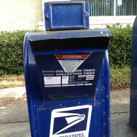 Photo taken at US Post Office by Black W. on 7/29/2013
