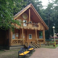 Photo taken at Детский центр Теремок by Maria P. on 7/31/2013