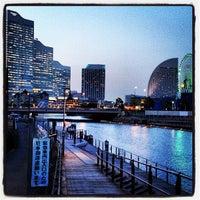 Photo taken at Yokohama by Maciek G. on 5/15/2013