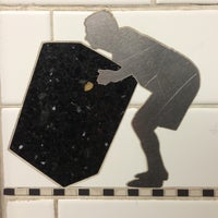 Photo taken at MTA Subway - Prince St (R/W) by Hope Anne N. on 12/25/2012
