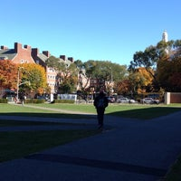 Photo taken at Brooklyn College West Quad Complex by Hope Anne N. on 11/4/2013