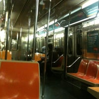 Photo taken at MTA Subway - B Train by Hope Anne N. on 11/23/2012