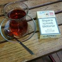 Das Foto wurde bei Altınoğlu Baklava-Dondurma von Belinsu D. am 10/28/2016 aufgenommen