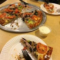 Photo taken at Me n Ed's Pizzeria by Stanil D. on 4/4/2014
